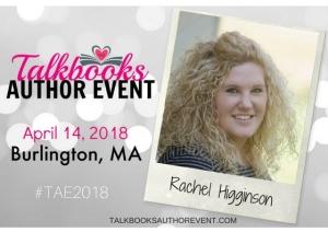 Rachel Higginson