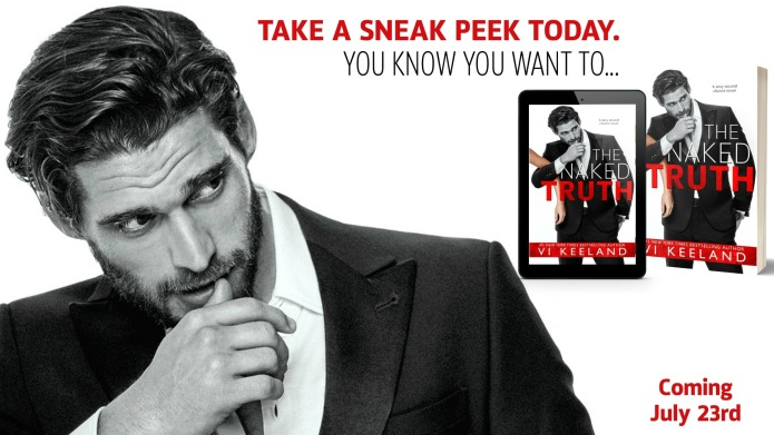 The Naked Truth Excerpt Reveal Banner