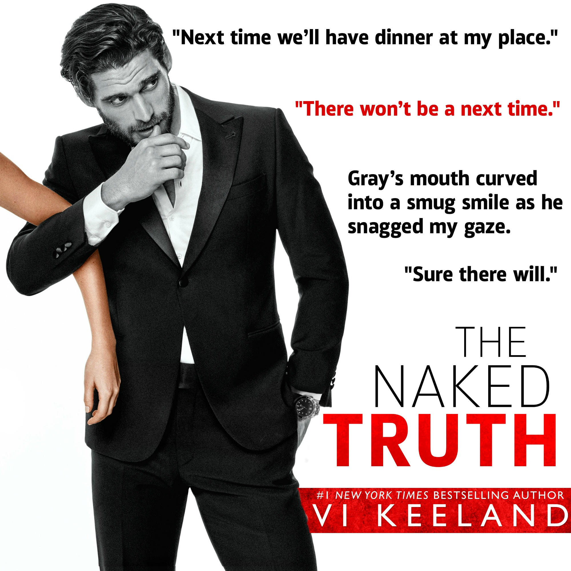 Sneak Peek: The Naked Truth by Vi Keeland