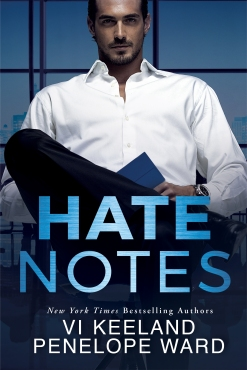 Hate Notes final ebook cover