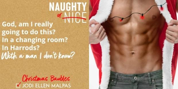 Naughty or Nice - Jodi
