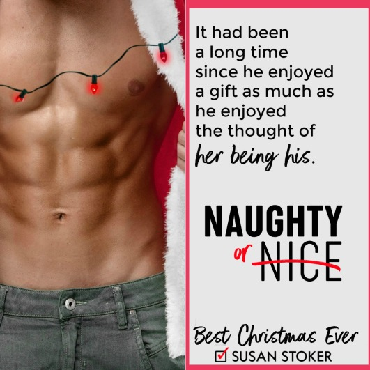 Naughty or Nice - Susan