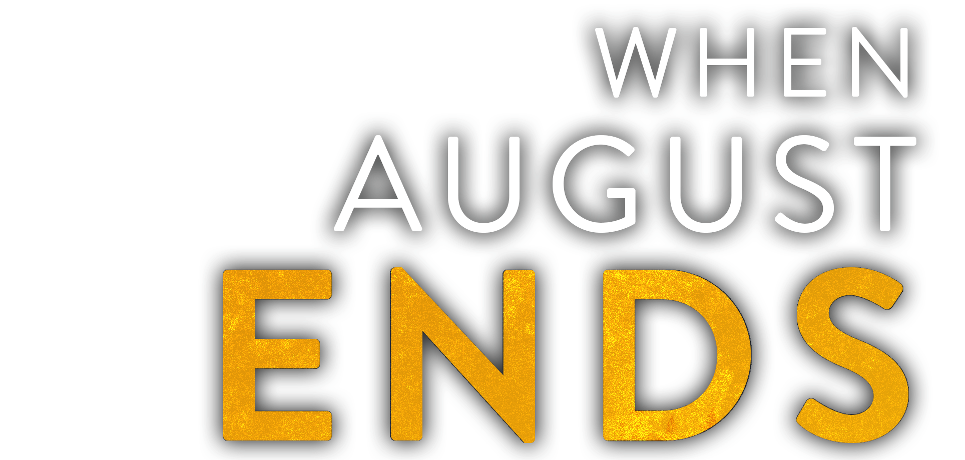 Cover Reveal ~ When August Ends by Penelope Ward