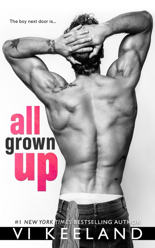 All Grown Up eBook Cover